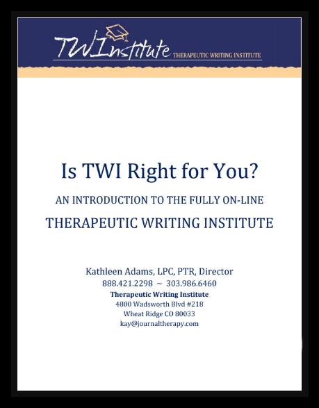 twi writing